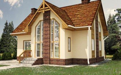 Дизайн домов с фото снаружи