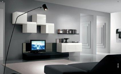 дизайн интерьер гостиной в