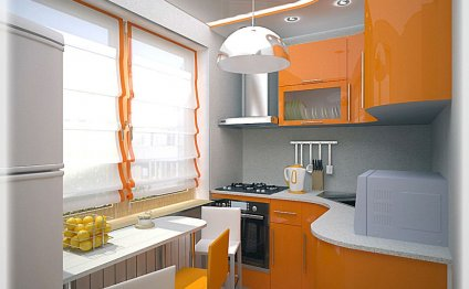 фото кухни 6 кв м