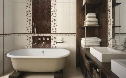 Фото: дизайн маленьких ванных