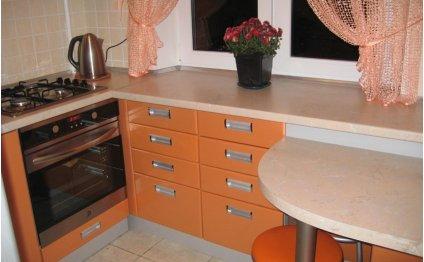 дизайн маленькой кухни в