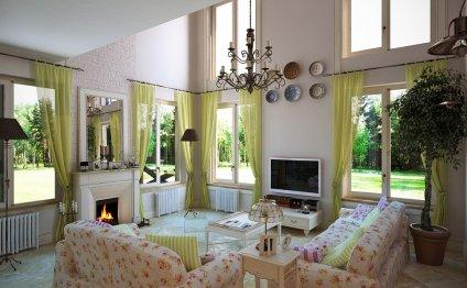 Дизайн-проект дома 200 м² в
