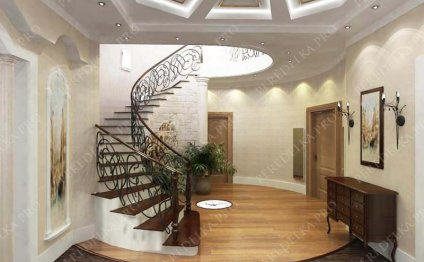 Дизайн-проект дома включает