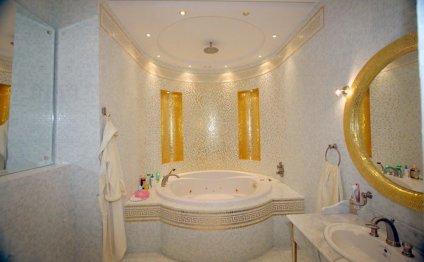 Дизайн ванной комнаты и