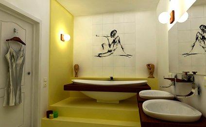 ремонт и дизайн ванных комнат