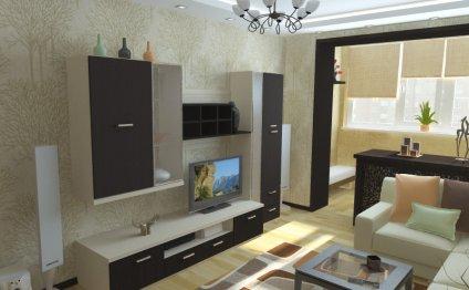 Гостиная 16 метров дизайн