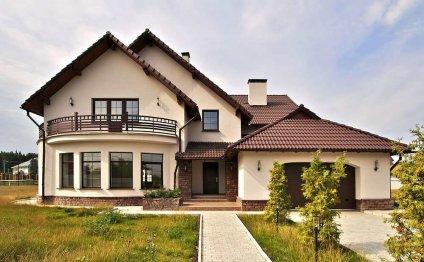 Готовые загородные дома и