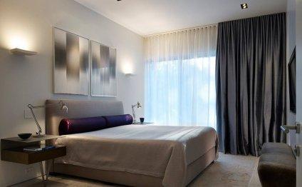 Дизайн спальной комнаты в
