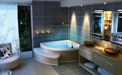 Интерьер - ванная комната