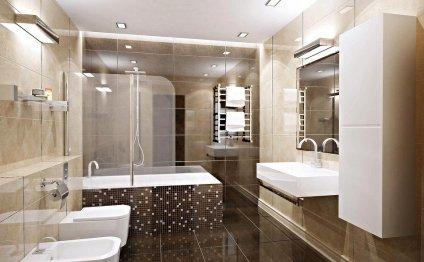 Красивые дизайны ванной
