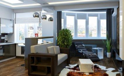 Маленькие квартиры: дизайн