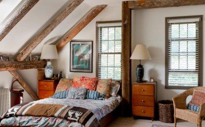 Маленькая спальня. Интерьер и
