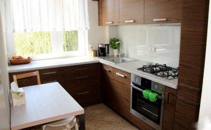 Маленькие кухни дизайн