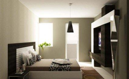 Дизайн комнаты в стиле хай-тек