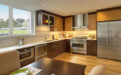 Современная кухня на фото