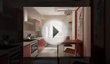 Дизайн кухни 9 кв.м. (The design of the kitchen 9 sq.m.)